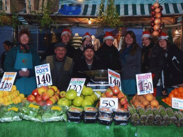 The Fruit and Veg Team