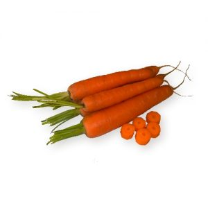 Fresh carrots delivered in Leicestershire