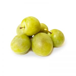 Plums Green Gage