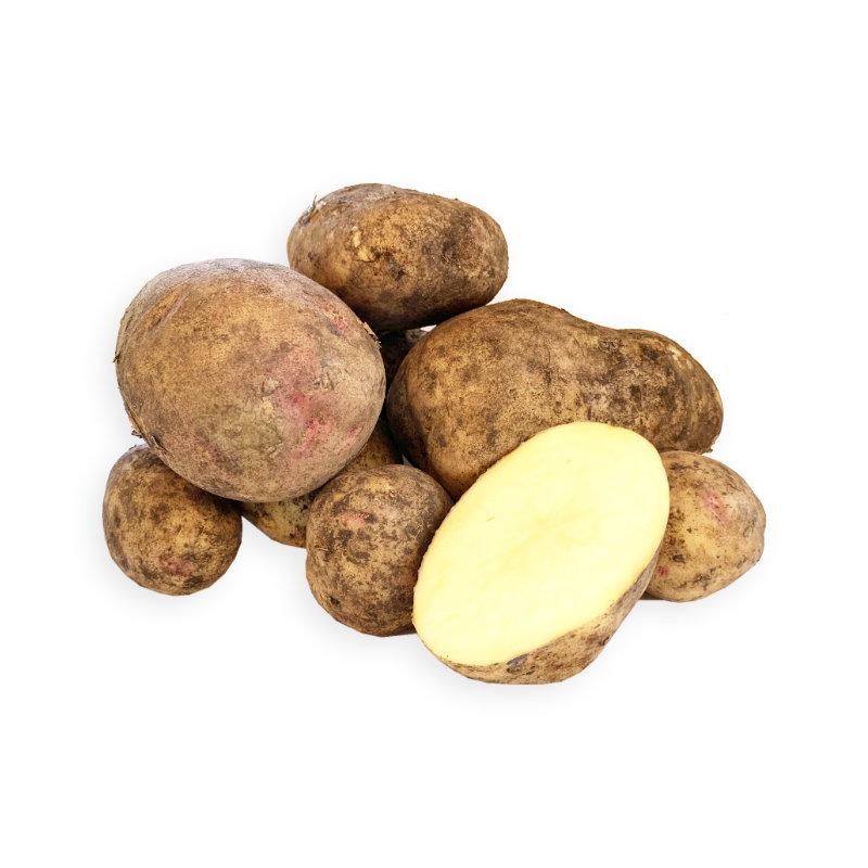 Mr Halls Magic Potatoes