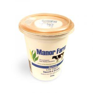 Natural Smooth & Creamy